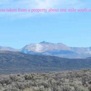 1 mile south 1
