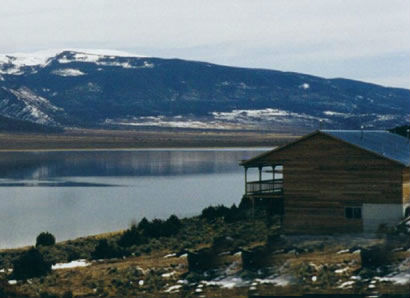 wild horse lake house