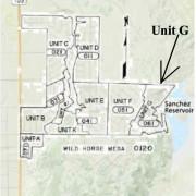wild horse mesa map